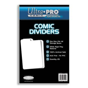 Comic Divider Holder by Ultra Pro