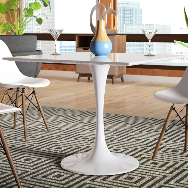 Best #1 Julien Square Dining Table By Langley Street Herry Up