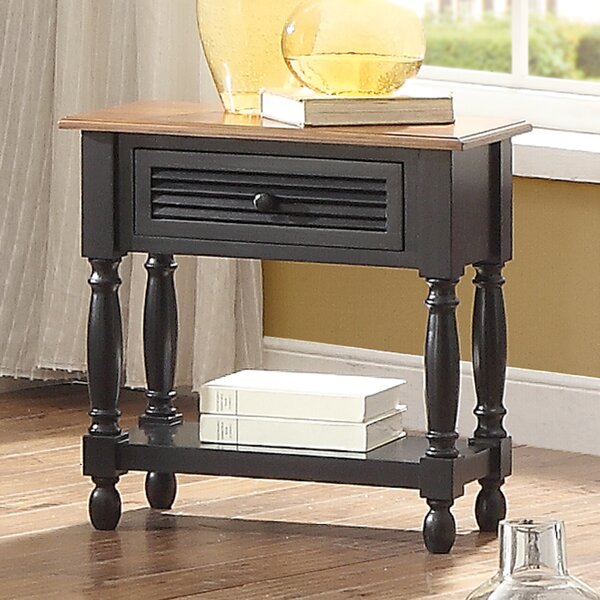 Hermila End Table by Darby Home Co