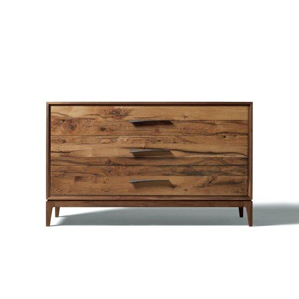 Matteo 3 Drawer Dresser by YumanMod