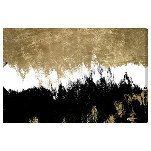 'Adore' Painting Print on Canvas by Mercer41