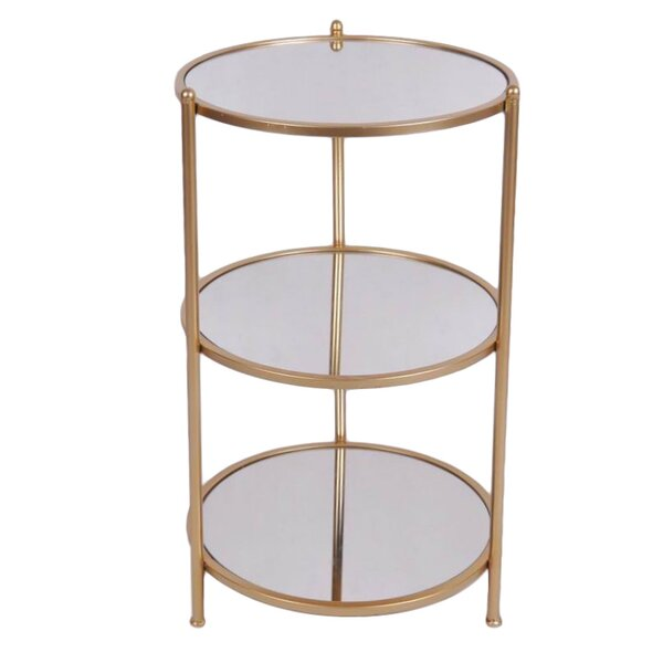 Fancher 3 Tiered End Table by Astoria Grand