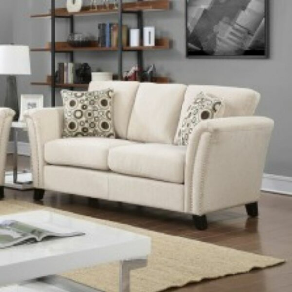 Dorsett Loveseat by Darby Home Co