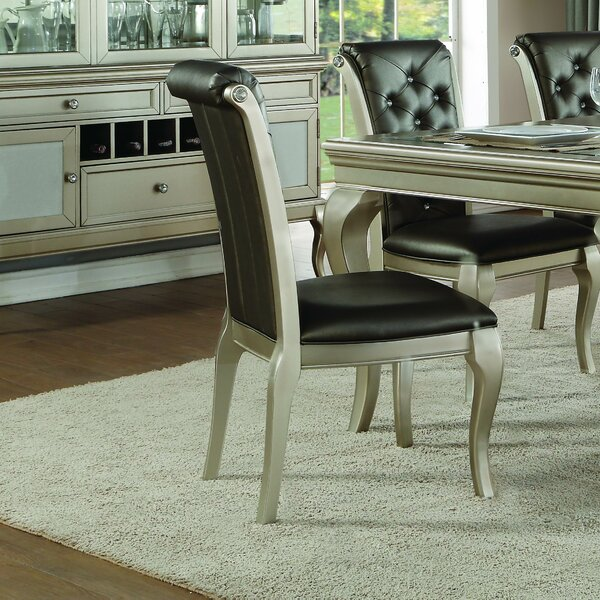 Marisol Upholstered Dining Chair (Set of 2) by Rosdorf Park