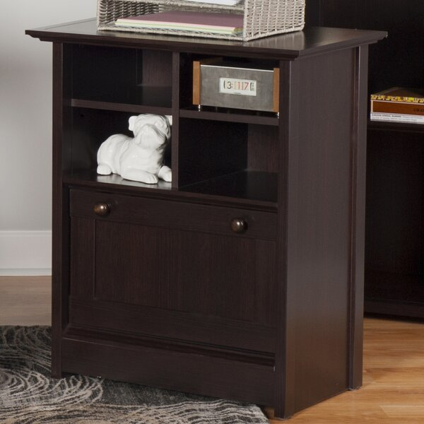 Coublo 1 Drawer File Cabinet by Comfort Products
