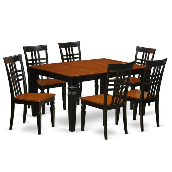 Beetham 7 Piece Dining Set by Darby Home Co