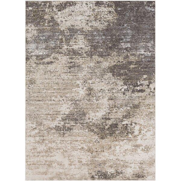 Granger Beige/Medium Gray Area Rug by Williston Forge