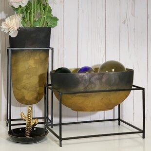 Cathie Ceramic Pot Planter by Bungalow Rose