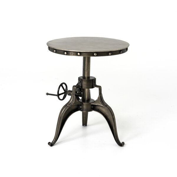 Ilana Essence End Table by 17 Stories