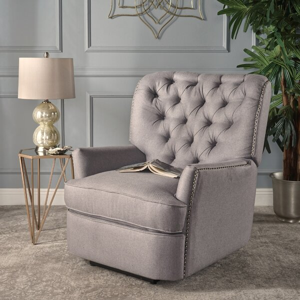 Prestbury Power Recliner by Alcott Hill