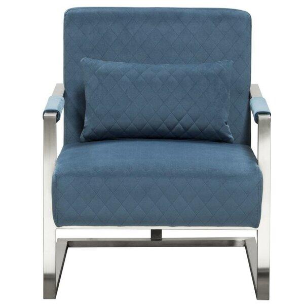 Earby Armchair by Orren Ellis