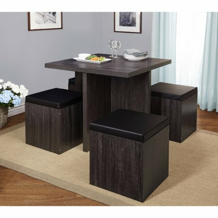 Osgood 5 Piece Dining Set by Mercury Row