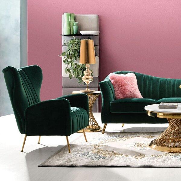 Ava Armchair by Diamond Sofa