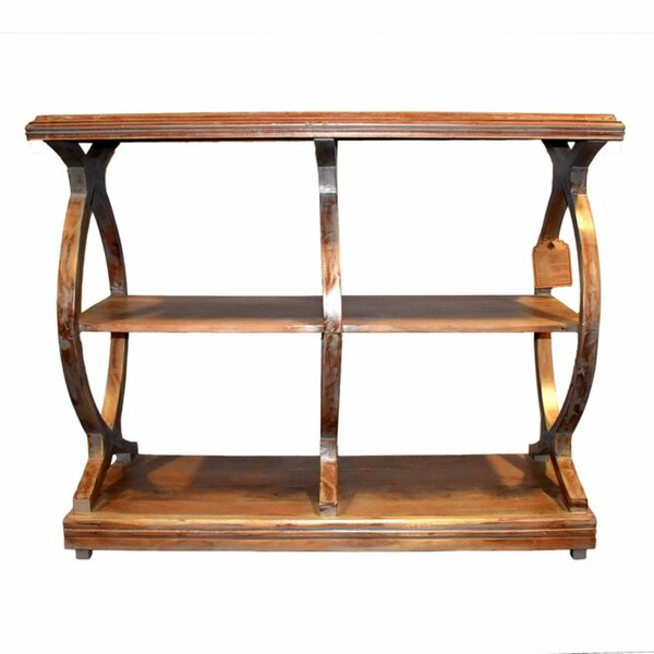 Workman Wooden Console Table by Millwood Pines