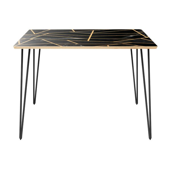 #1 Gurganus Dining Table By Wrought Studio 2019 Sale