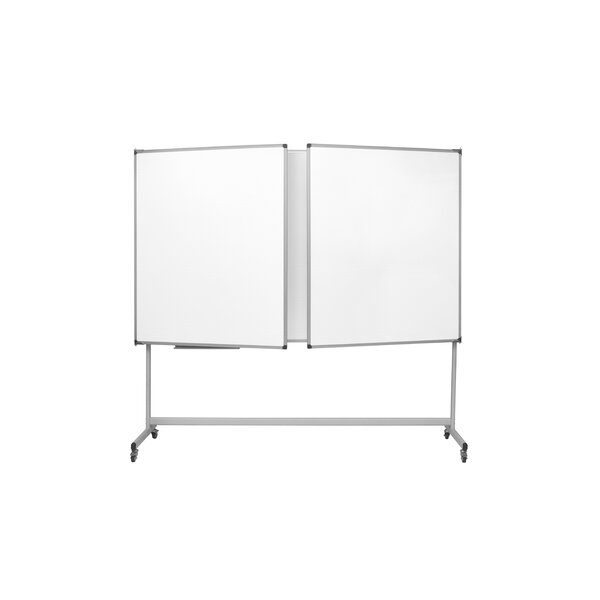 Mobile/Free-Standing Whiteboard by Mastervision
