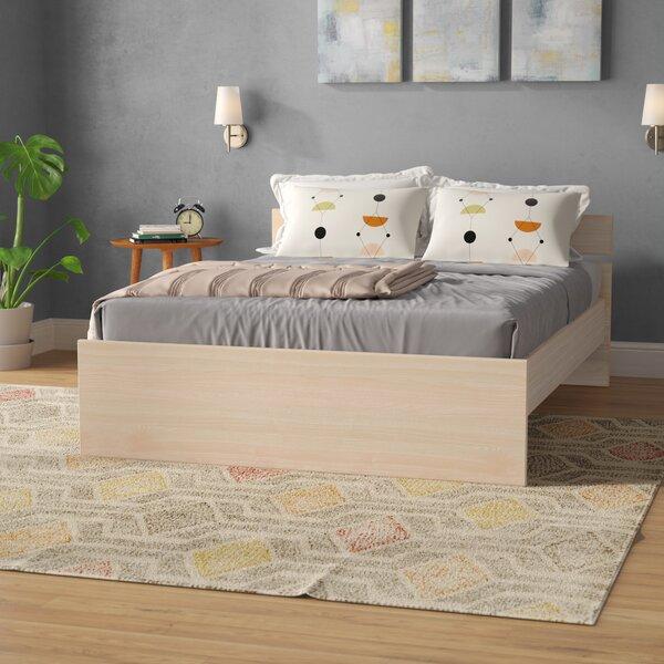 Burnette Full Platform Bed by Trule Teen