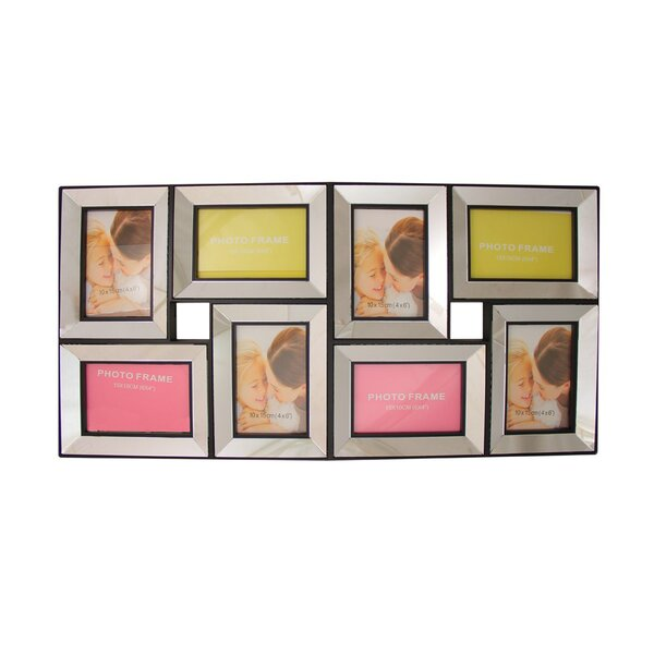 Trimmed Glass Encased Collage Wall Decoration Picture Frame by Northlight Seasonal