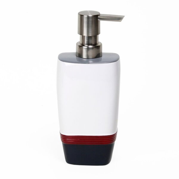Caigan Lotion Dispenser by Red Barrel Studio