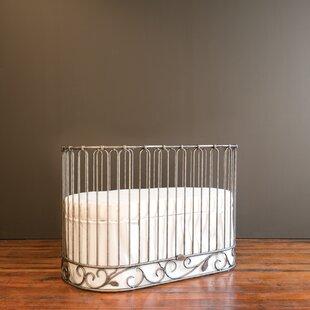 Reviews J'adore 3-in-1 Convertible Crib with Mattress ByBratt Decor