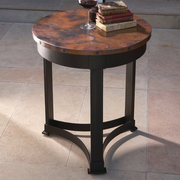 Captivating Global Views Draw Attention Classic End Table U0026 Reviews | Wayfair