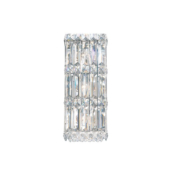 Quantum 3-Light Flush Mount by Schonbek
