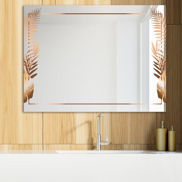 Minimal Modern & Contemporary Vanity Mirror