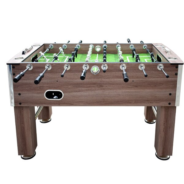 Driftwood Foosball Table by Hathaway Games