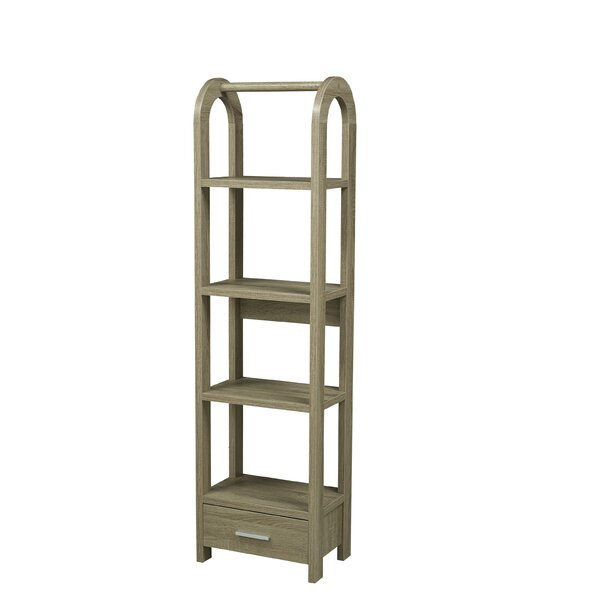 4 Tiered Etagere Bookcase by Brassex