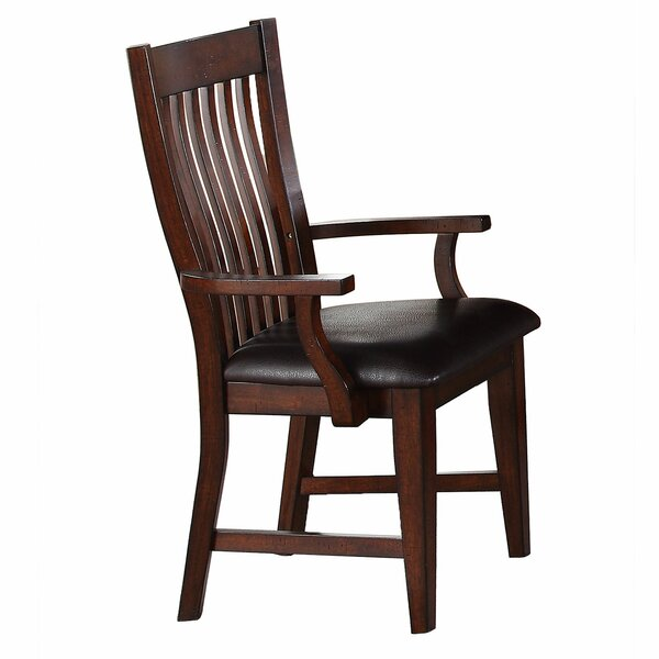 Mannox Upholstered Dining Chair (Set of 2) by Alcott Hill