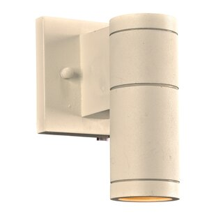 Bargain Kempst 1-Light Outdoor Sconce By Ebern Designs