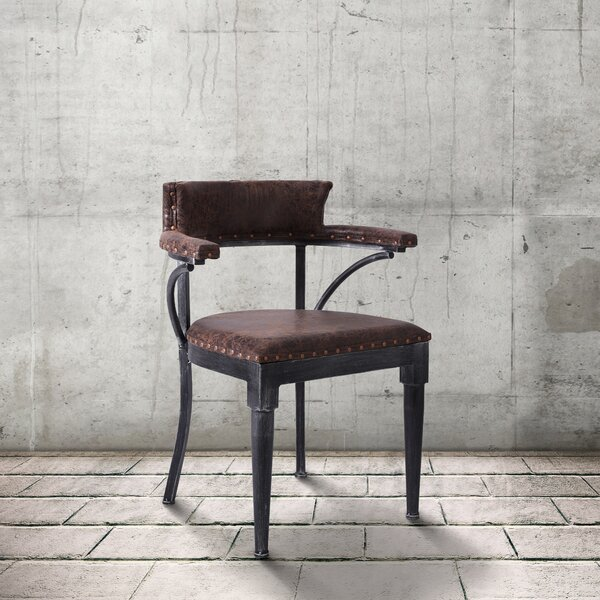 Botts Upholstered Dining Chair by Williston Forge
