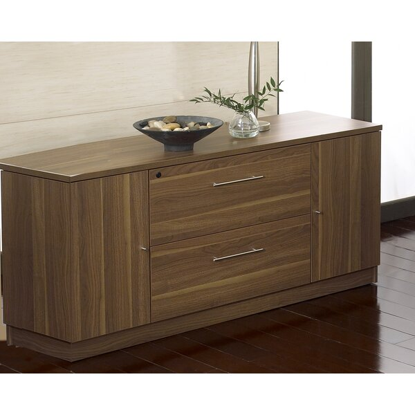 Buragate 3 Piece Desk Office Suite by Latitude Run