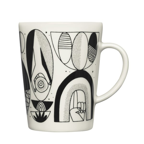 Graphics Coffee Mug by Iittala