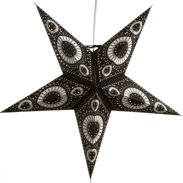 Sunflower Paper Star Light by Hometown Evolution, Inc.