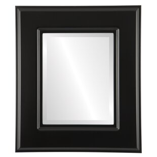 Charlton Home Woodley Framed Rectangle Accent Mirror