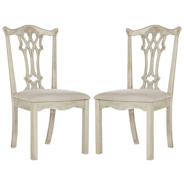 Fleur Side Chair (Set Of 2) By Astoria Grand