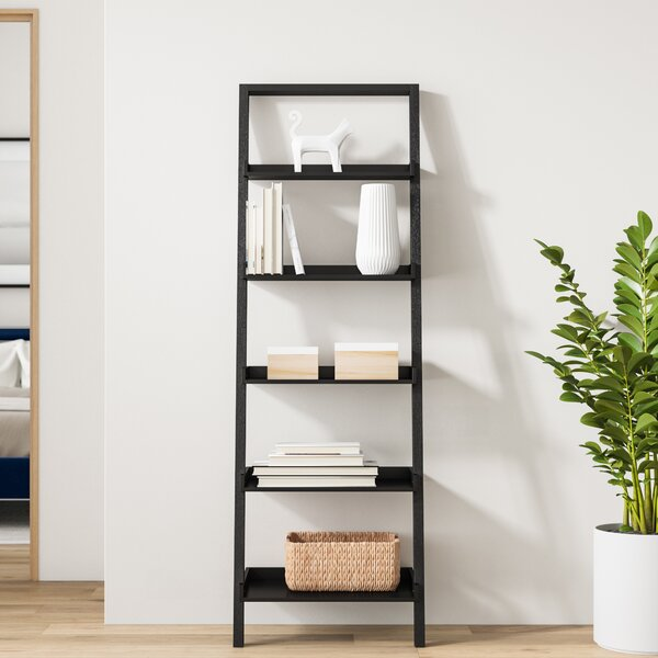 Ashlee Leaning Ladder Bookcase By Dotted Line™