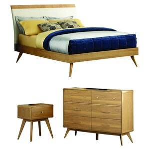 Garvey Platform Customizable Bedroom Set