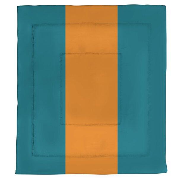 San Jose Hockey Single Reversible Comforter