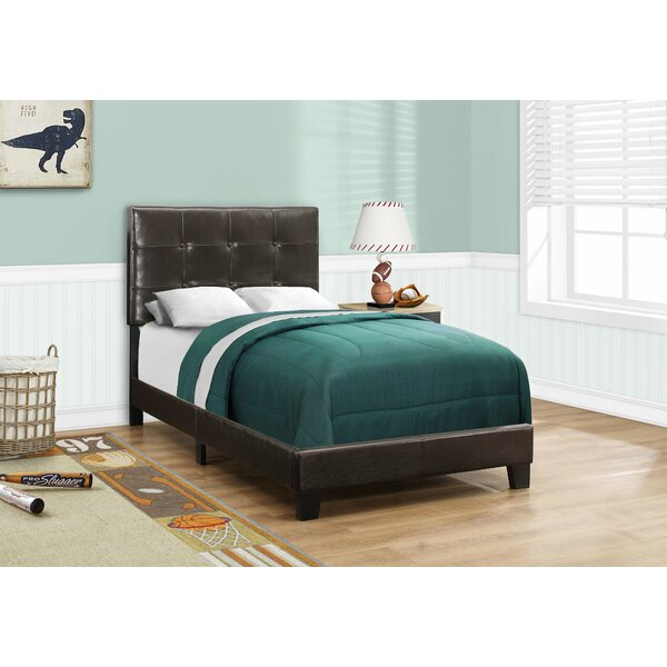 Duggan Upholstered Standard Bed by Charlton Home