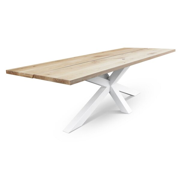 Nickel Dining Table by Foundry Select