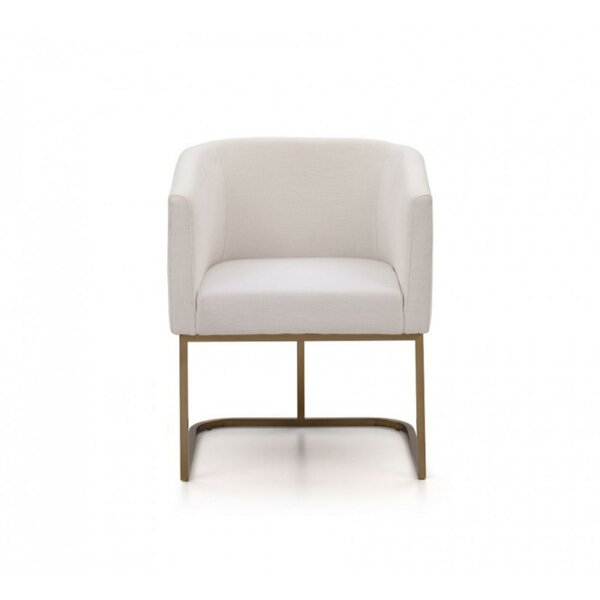 Blairsville Upholstered Dining Chair by Everly Quinn