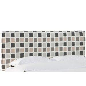 Thedford Upholstered Panel Headboard by Brayden Studio