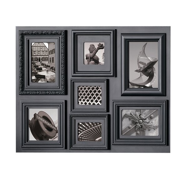 Fuse 7 Piece Picture Frame Set by nexxt Design