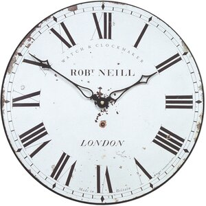 London Clockmaker's Wall Clock