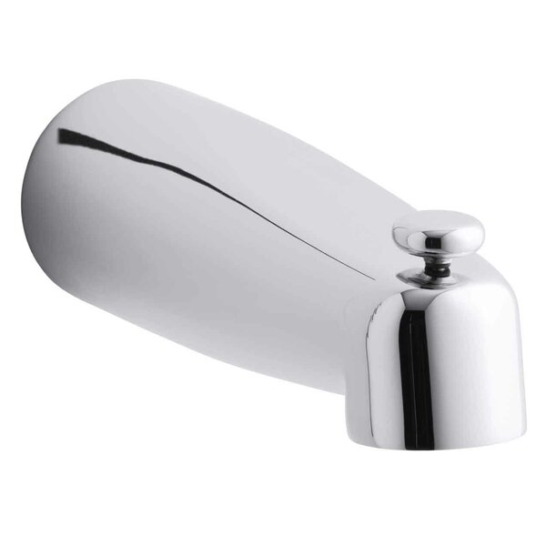 Coralais 8 Diverter Bath Spout by Kohler