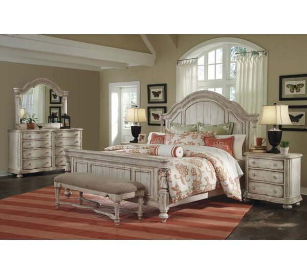 Osullivan Panel Configurable Bedroom Set by One Allium Way