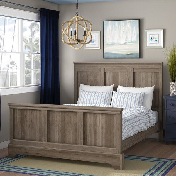 Konnor Queen Headboard and Footboard by Highland Dunes