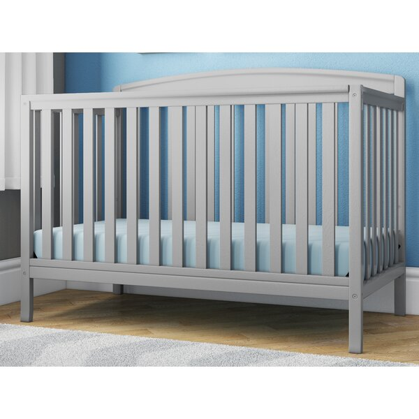Lizette 4-in-1 Convertible Crib by Delta by Viv + Rae